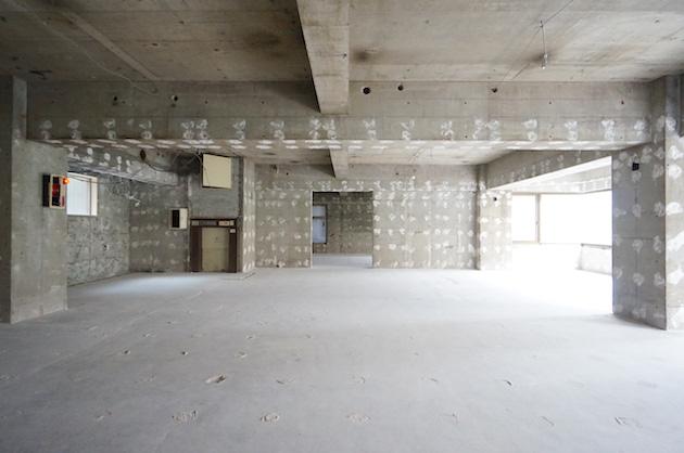 【募集終了】五反田5分。レイアウト自在の70坪スケルトン空間