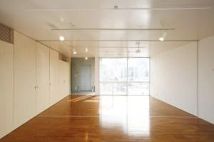恵比寿。充実した収納と明るい空間と。