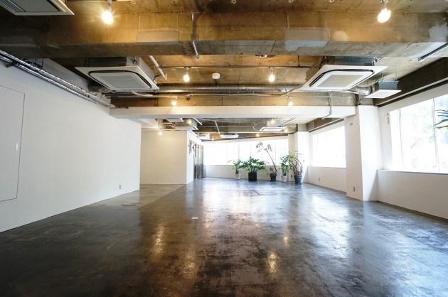 茅場町のワンフロア、贅沢なリノベーションオフィス<p>[中央区/49万/126㎡]