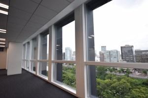 市ヶ谷。桜並木を見下ろす60坪築浅オフィス<p>[千代田区/¥ASK/200㎡]