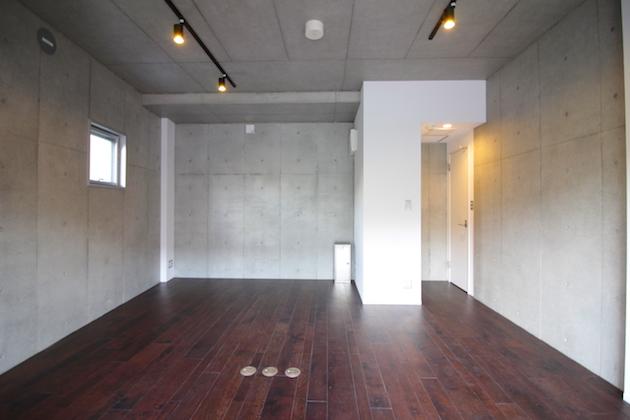 北参道2分、山手線脇の新築デザイナーズオフィス