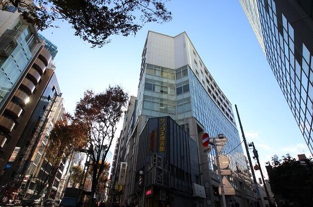渋谷マークシティ近く。天高オフィスを新たな拠点に。