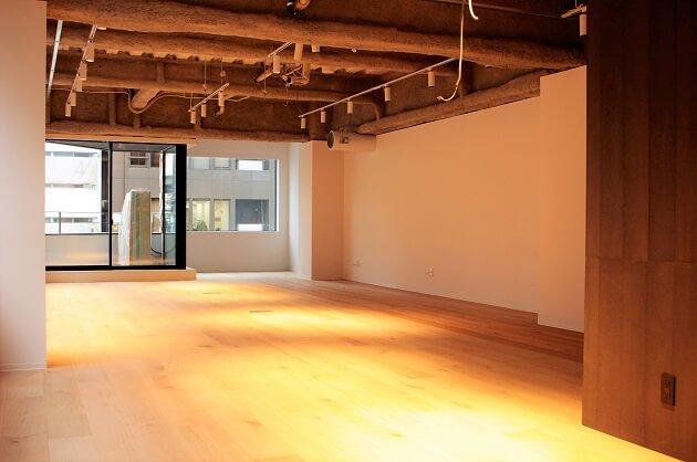 神田駅2分、角地の新築ワンフロアオフィス。