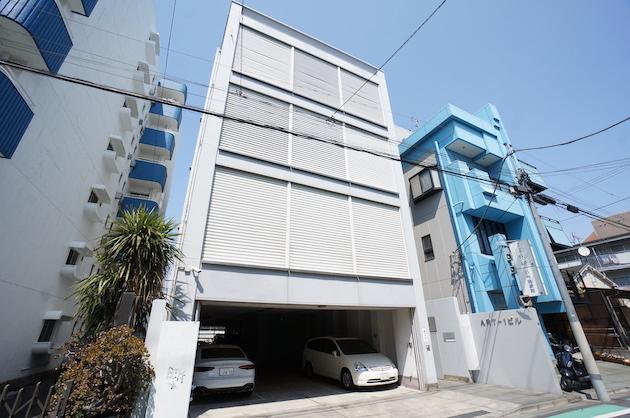 幡ヶ谷・笹塚エリア、天井高めのデザイナーズオフィス