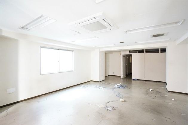 渋谷4分。赤坂、六本木方面へのアクセスにも便利なシンプルオフィス。