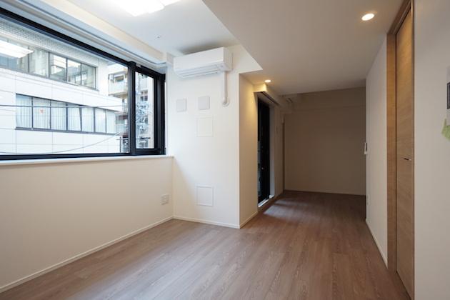 【募集終了】銀座8丁目、コンパクトな新築ワンルームSOHO