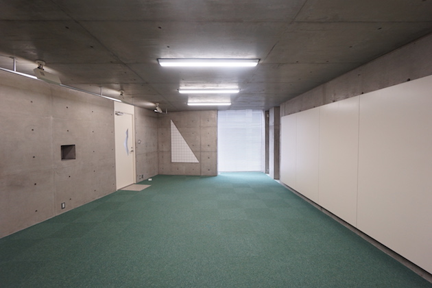 【募集終了】秋葉原・御徒町、コンクリート打ちっ放しのシンプルオフィス