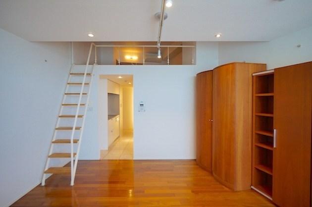 【募集終了】渋谷区神南。ロフト付き隠れ家デザイナーズ。