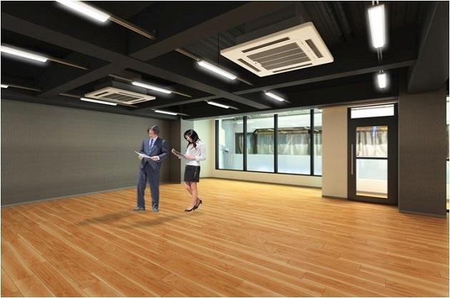 【募集終了】八丁堀1分、洗練されたリノベオフィス空間でステップアップを。
