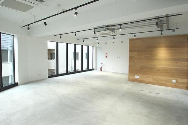 白金台3分、アクセス良好な新築デザイナーズオフィス