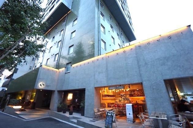 【募集終了】六本木。充実設備のホテル&スモールオフィス