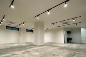 北参道駅4分、希少な新築デザインオフィスを1棟借りで