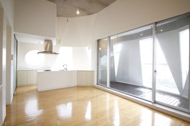 恵比寿。天井高3.8mの開放感溢れるオフィス。<p>[渋谷区/18万/39㎡]