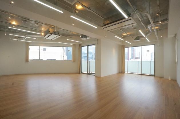 【賃料改定】御茶ノ水。充実した共用部を持つデザインオフィス。<p>[千代田区/50万/62㎡]