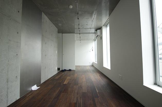 【募集終了】曙橋5分。喧騒から離れた新築デザイナーズSOHO<p>[新宿区/16万/38㎡]