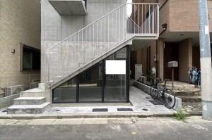 恵比寿・広尾エリア、コンパクトなスペースを自由に作り上げる<p>[渋谷区/¥ASK/28㎡]