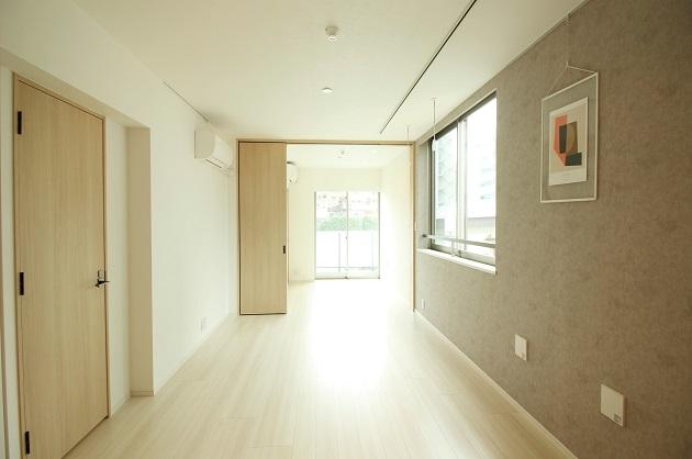 【募集終了】目黒川すぐ、ナチュラルテイストな新築デザイナーズSOHO