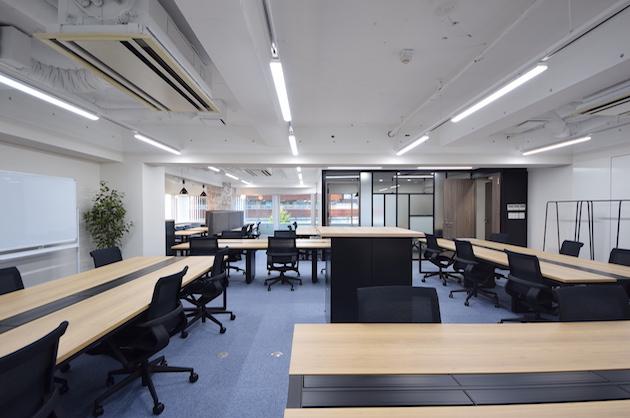 五反田エリアの家具付きセットアップオフィス。<p>[品川区/¥ASK/145㎡]
