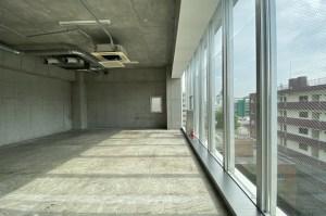 代官山。最上階、採光豊かな天高オフィス。<p>[渋谷区/38万/72㎡]