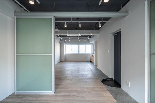 渋谷。オフィス仕様に生まれ変わったリノベ空間。<p>[渋谷区/32万円/46㎡]