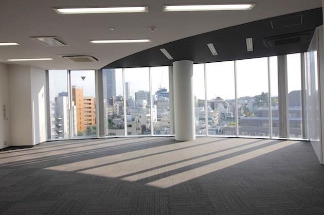 【募集終了】渋谷駅徒歩3分。最上階ワンフロアを独占して