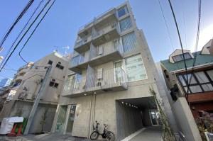 渋谷、コンクリートを効かせた新築デザイナーズ。<p>[渋谷区/27万/41㎡]