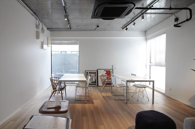 【募集終了】外苑前3分。屋上庭園付き、癒しの新築オフィス。