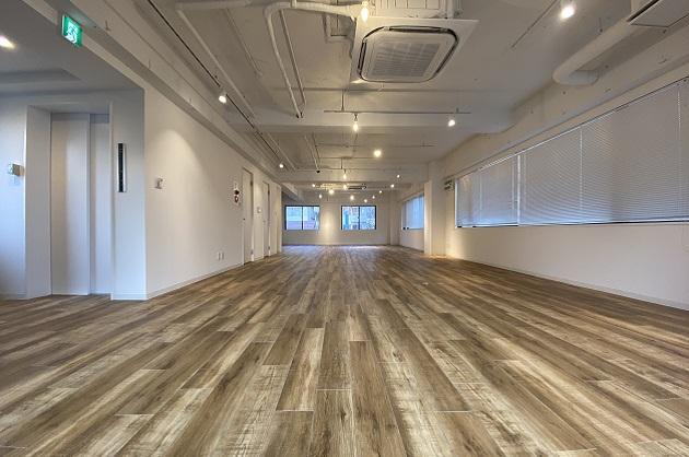 阿佐ヶ谷駅そば。一棟新規リノベーション空間。<p>[杉並区/44万円~/93㎡~]