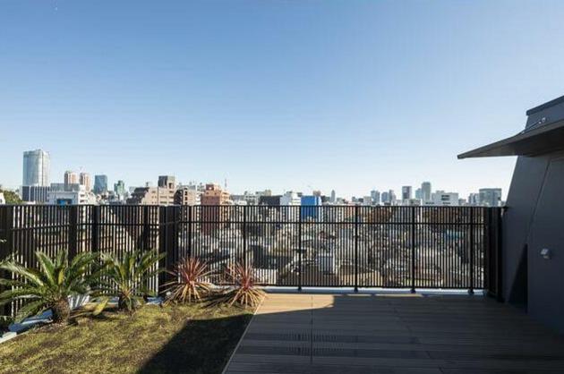 恵比寿、機能性と特別感を享受する最上階ペントハウス。<p>[渋谷区/67万円/63㎡]