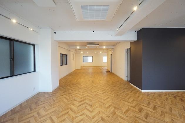 桜新道沿い。最上階、ヘリボーン床の上品空間。<p>[品川区/39万/103㎡]