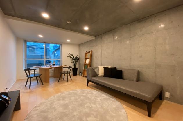 【募集終了】中野。デザイン性に優れた新築SOHO