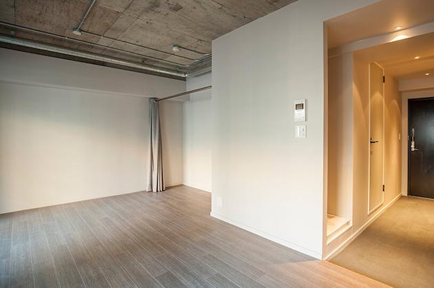 渋谷5分、アーティスティックな空間で働くリノベSOHO。<p>[渋谷区/21万/34㎡]