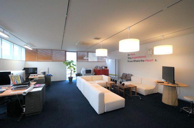 【募集終了】代々木、ゆとりあるデザインオフィスを引き継いで。