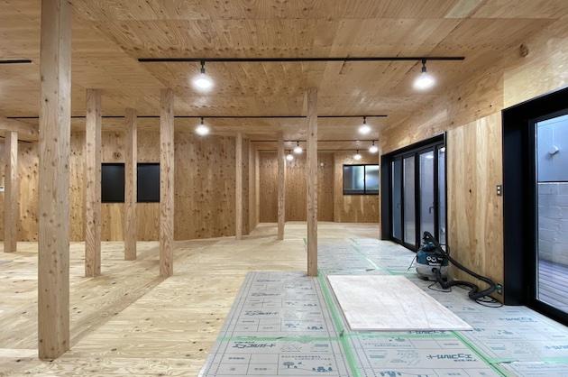 南青山2丁目、木造アパートの意欲的なリノベ物件<p>[港区/115万/128㎡]