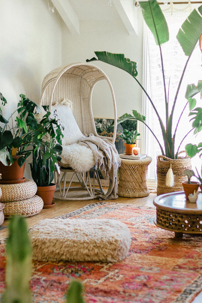 Top 6 Boho Decor Ideas for your Living Room - SohoSonnet ... on Boho Room Decor  id=15183