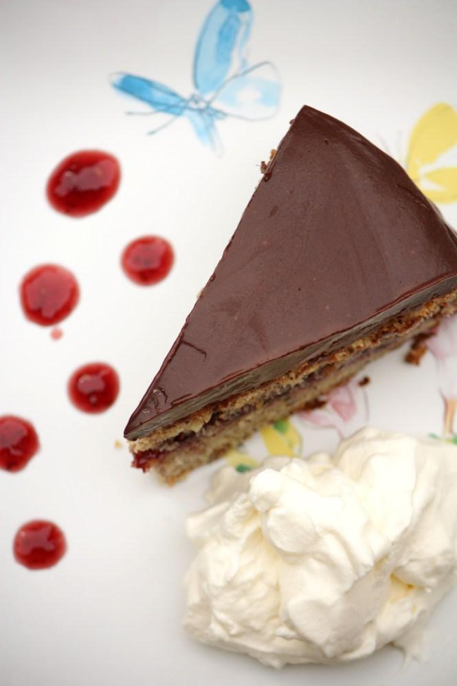 Gustav Klimt torta