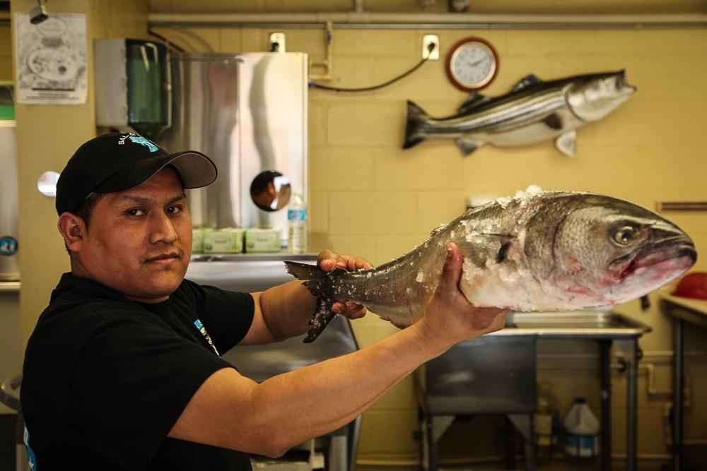 Kako da dobro spremite ribu