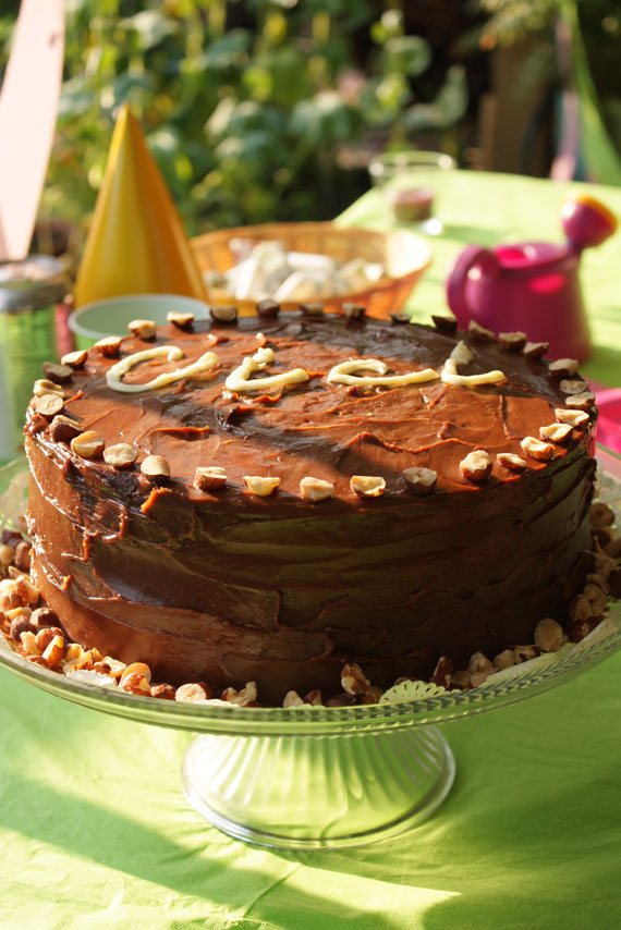 Gabon torta za rođendan