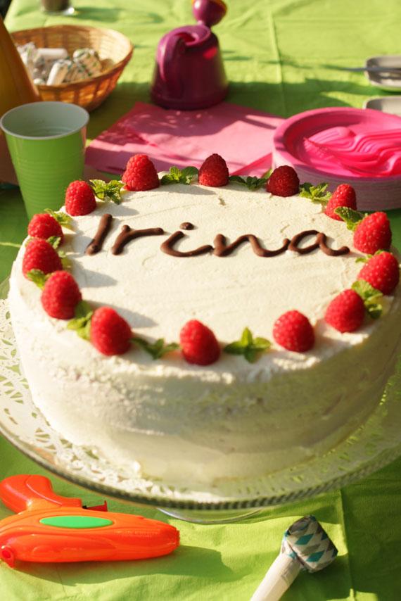 Najbolja voćna torta