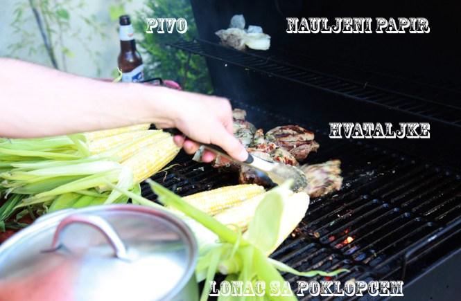 Kako da napravite dobar roštilj