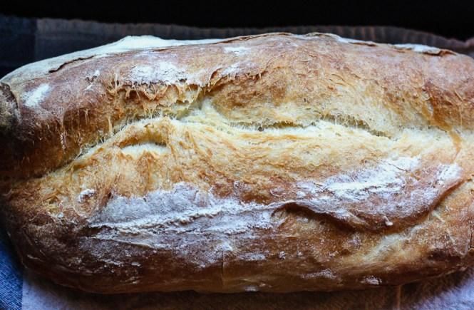 Hleb sa prirodnim kvascem