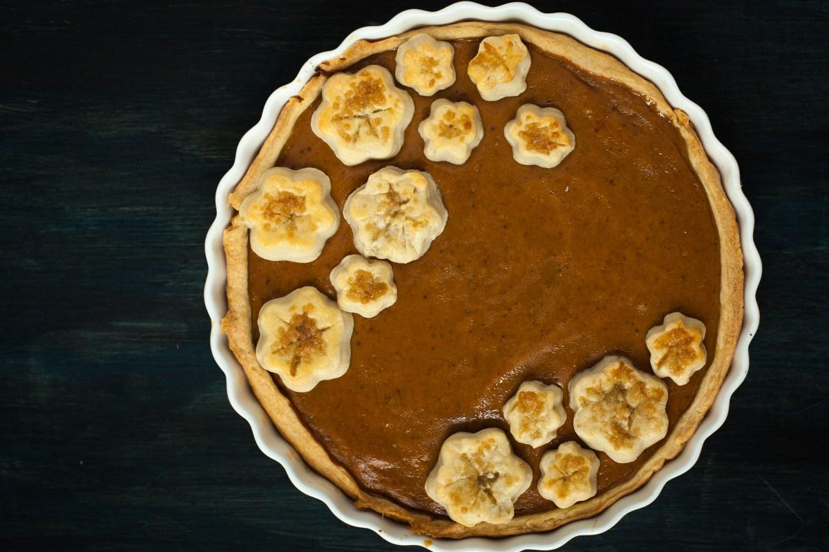Američka pita od bundeve (Pumpkin Pie)