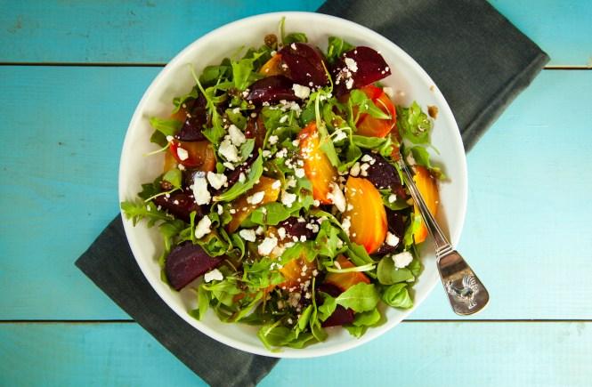 Salata sa cveklom i rukolom