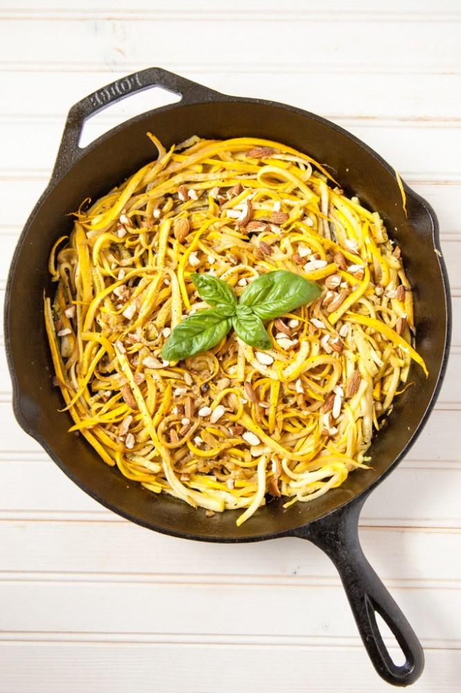 špageti od tikvica