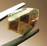 FleX-Silicon-on-Polymer-IC