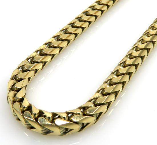 26 Inch Gold Rope Chain