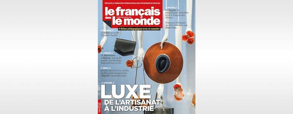 Presses Le Francais dans le Monde