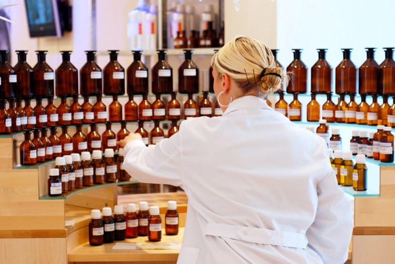 Un atelier parfum ou comment voyager ludique