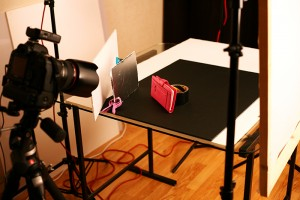 Le studio photo professionnel