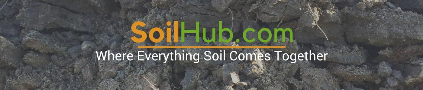 Soil Hub Banner Login